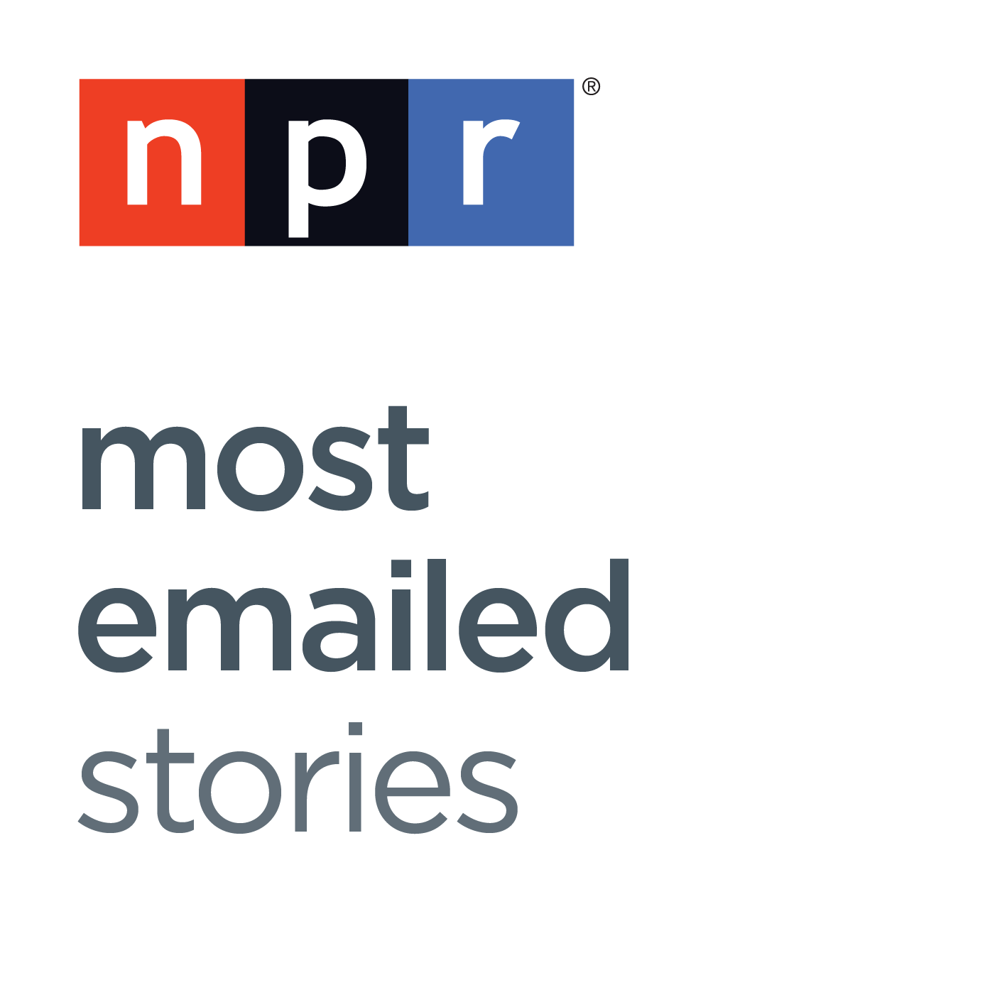 NPR: Most E-Mailed Stories Podcast