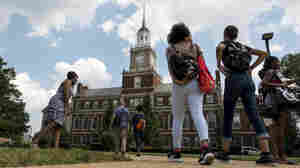 Applications To Black Colleges Are On The Rise And D.C.'s HBCU Museum Aims To Push Enrollment Higher