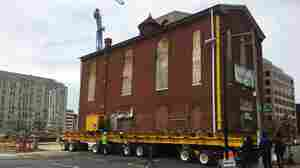 Yes, That Was D.C.'s Oldest Synagogue Moving Down The Street (Again)