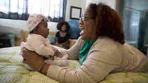 'Save Black Women': D.C. Gets To Work Addressing Pregnancy-Related Deaths