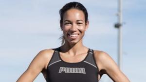 Illinois Olympian Aisha Praught Leer