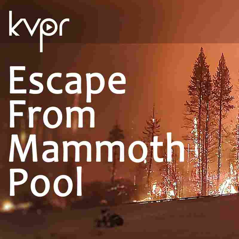 Escape From Mammoth Pool