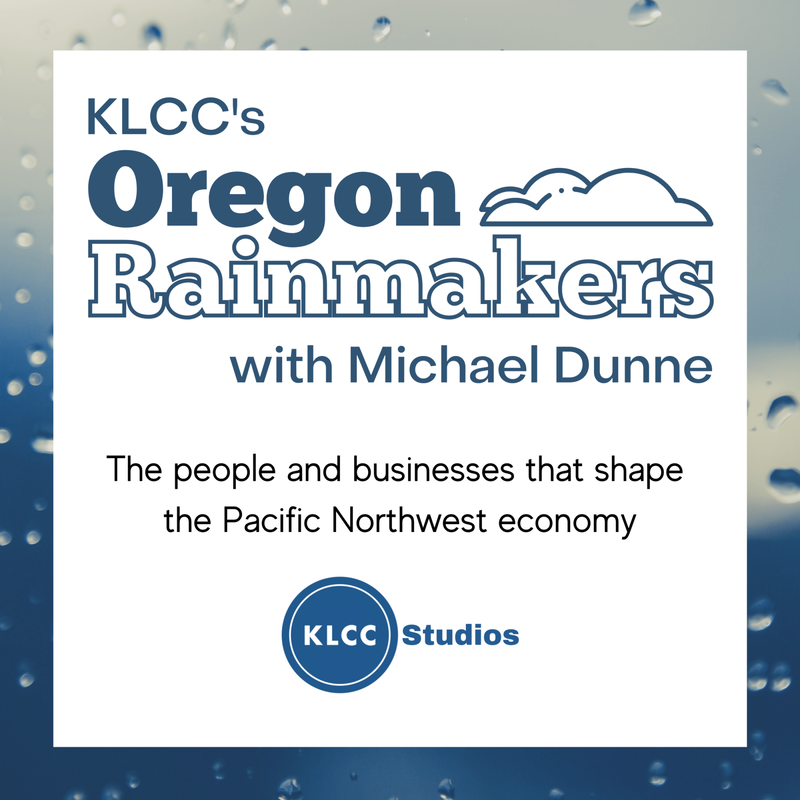 KLCC's Oregon Rainmakers