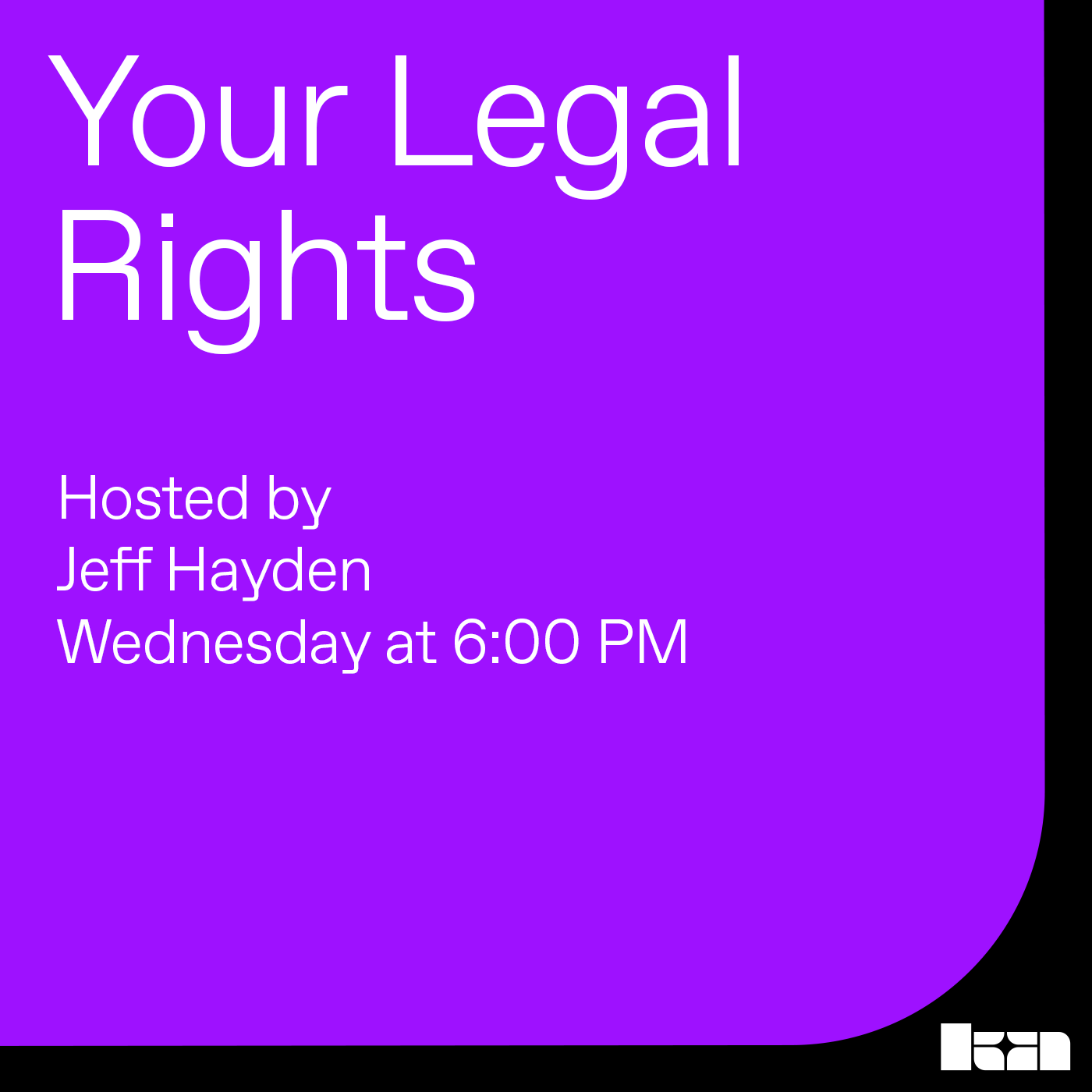 Your Legal Rights : NPR