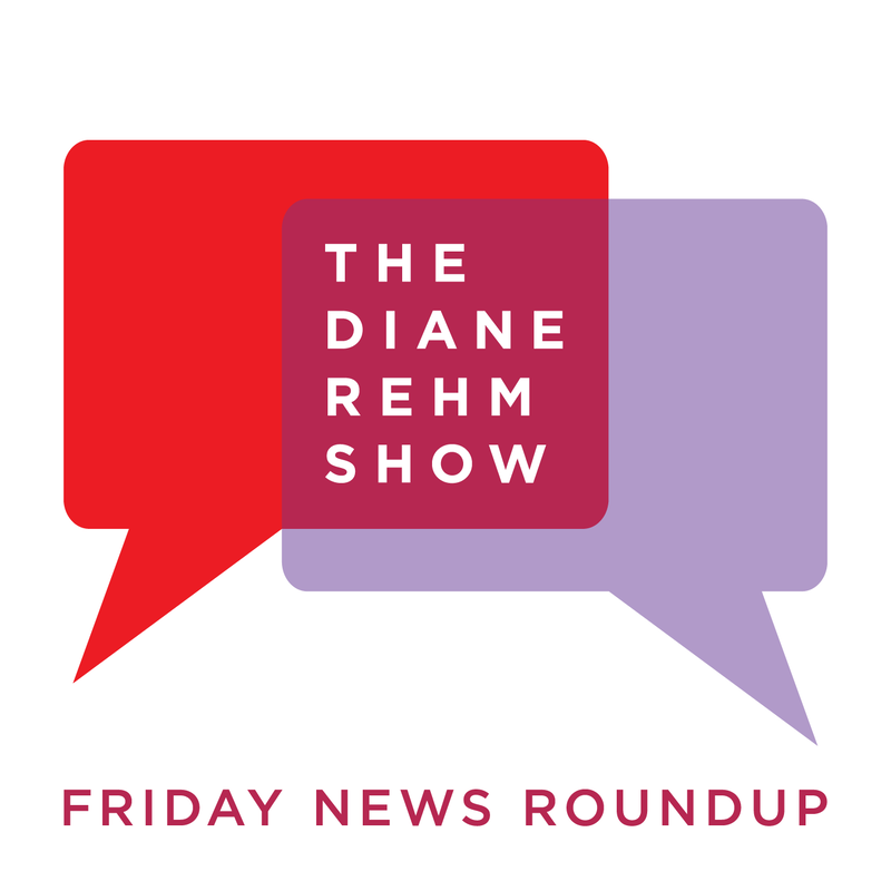 The Diane Rehm Show: Friday News Roundup