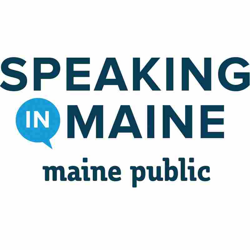 Speaking in Maine