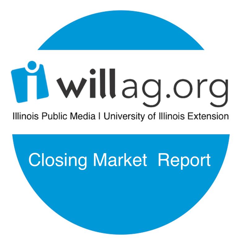 AM 580's Closing Market Report