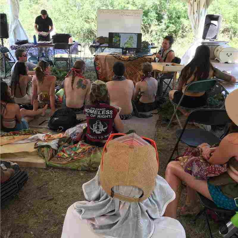 Living Permaculture