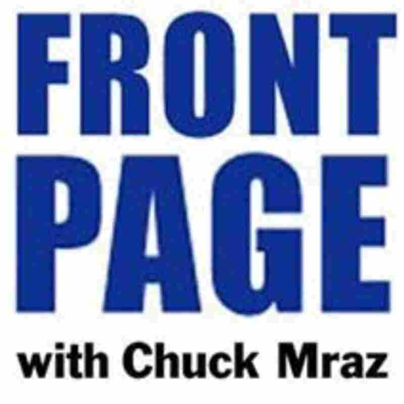 Front Page with Chuck Mraz
