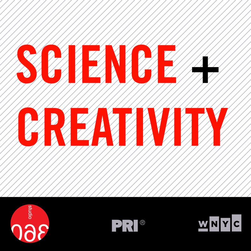 Science and Creativity from Studio 360