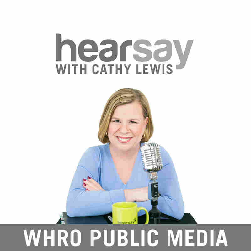 HearSay with Cathy Lewis