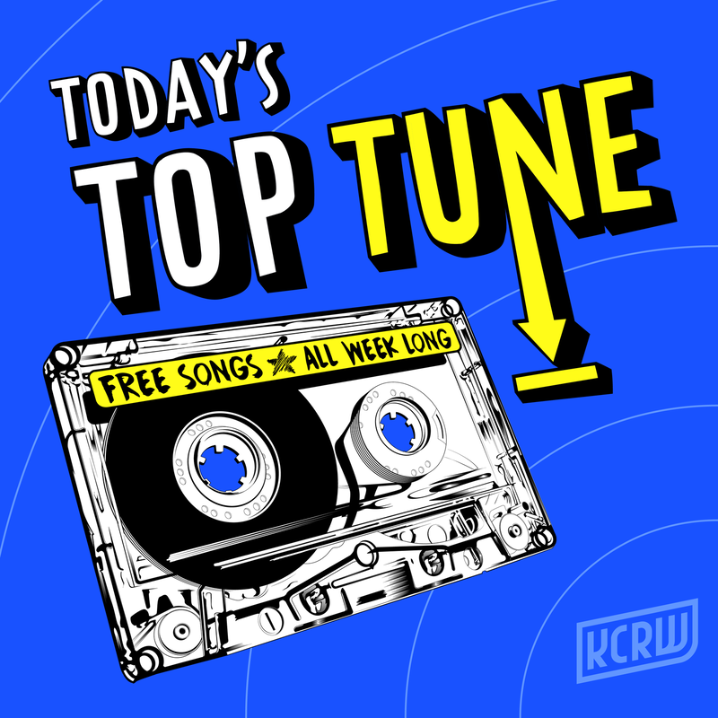 KCRW's Today's Top Tune