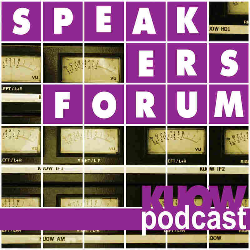 KUOW's Speakers Forum