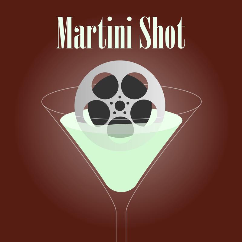 KCRW's Martini Shot