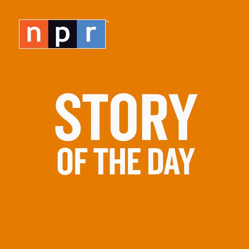 Npr Podcastlogo:  NPR 's Story Of The Day : NPR
