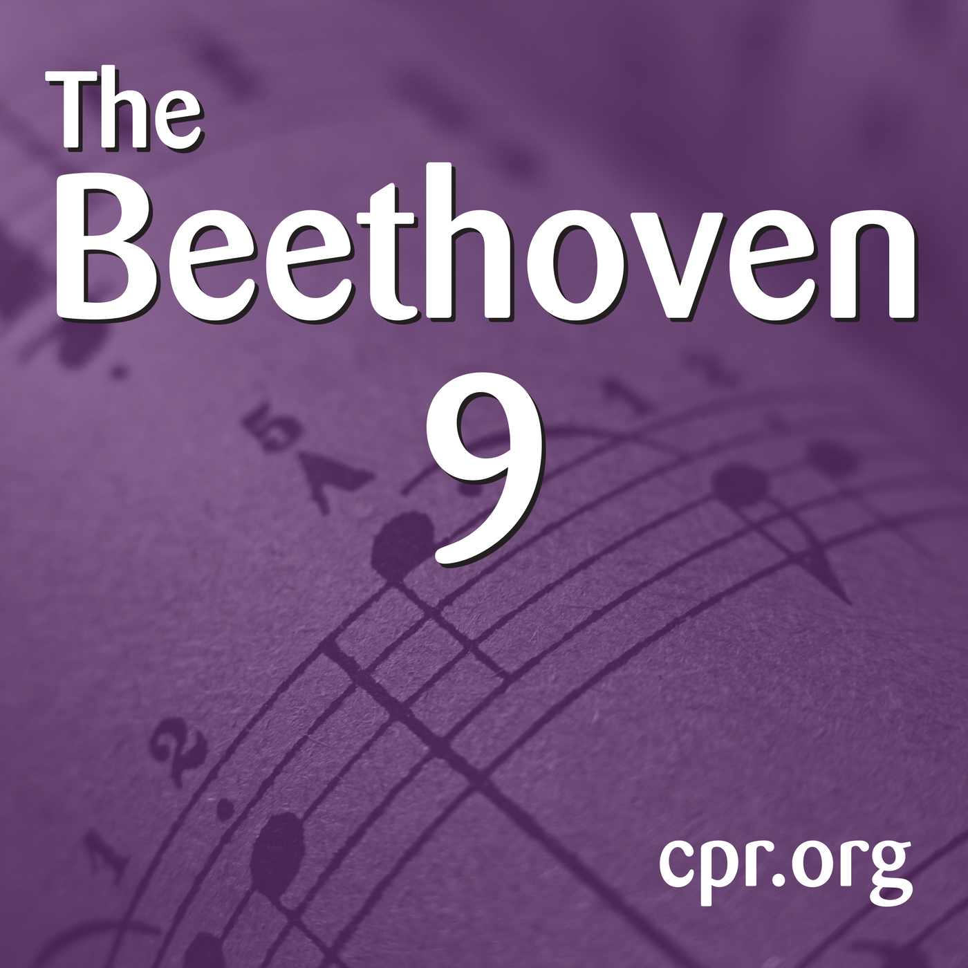 The Beethoven 9 : NPR
