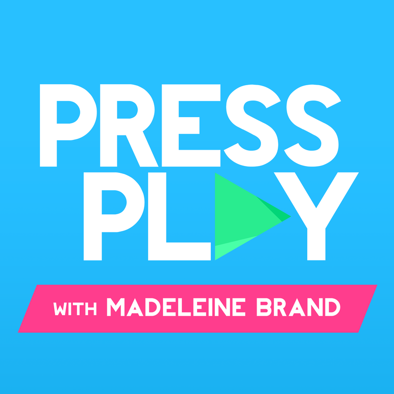 KCRW's Press Play with Madeleine Brand