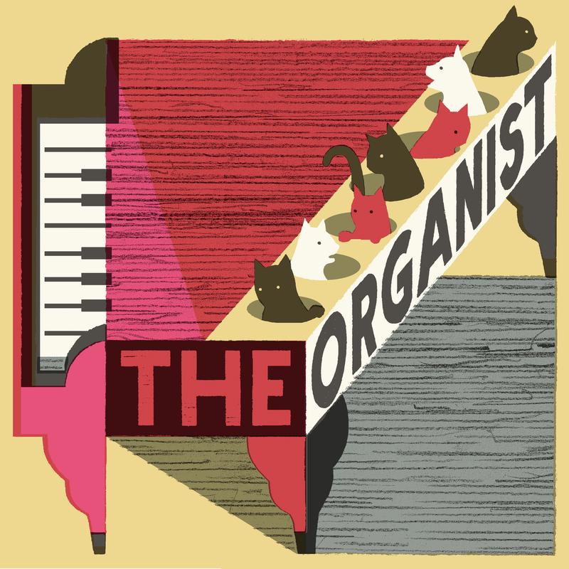 KCRW's The Organist