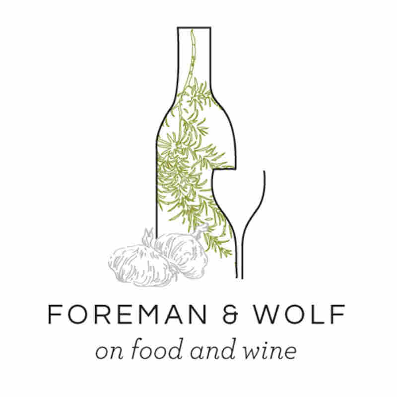 Foreman and Wolf on Food and Wine