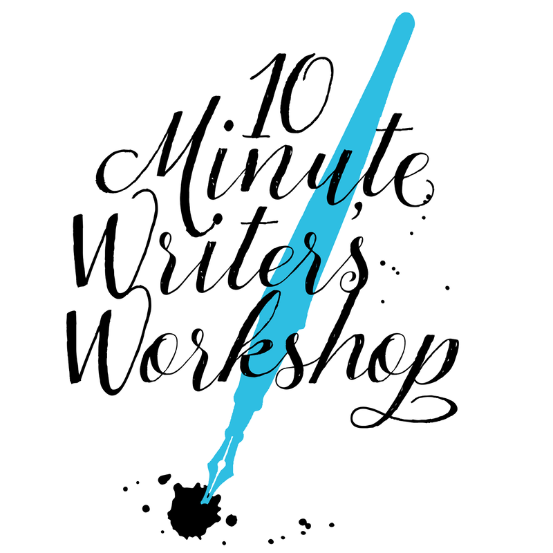10 Minute Writer's Worshop