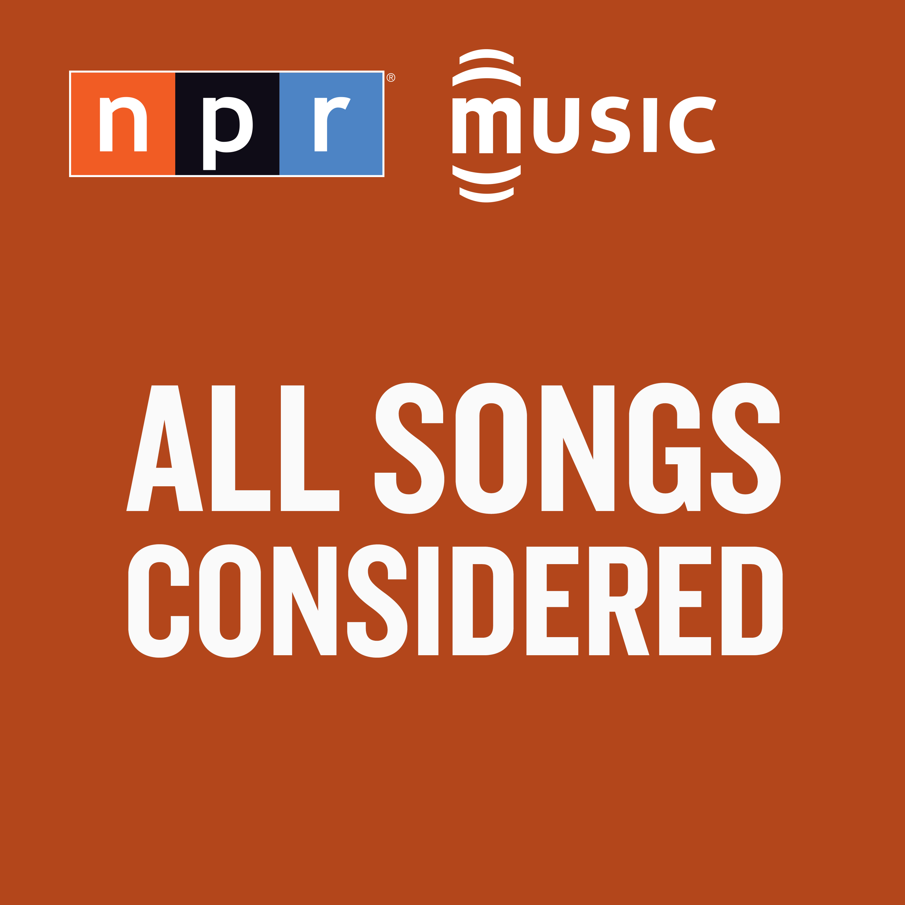 NPR: All Songs Considered Podcast