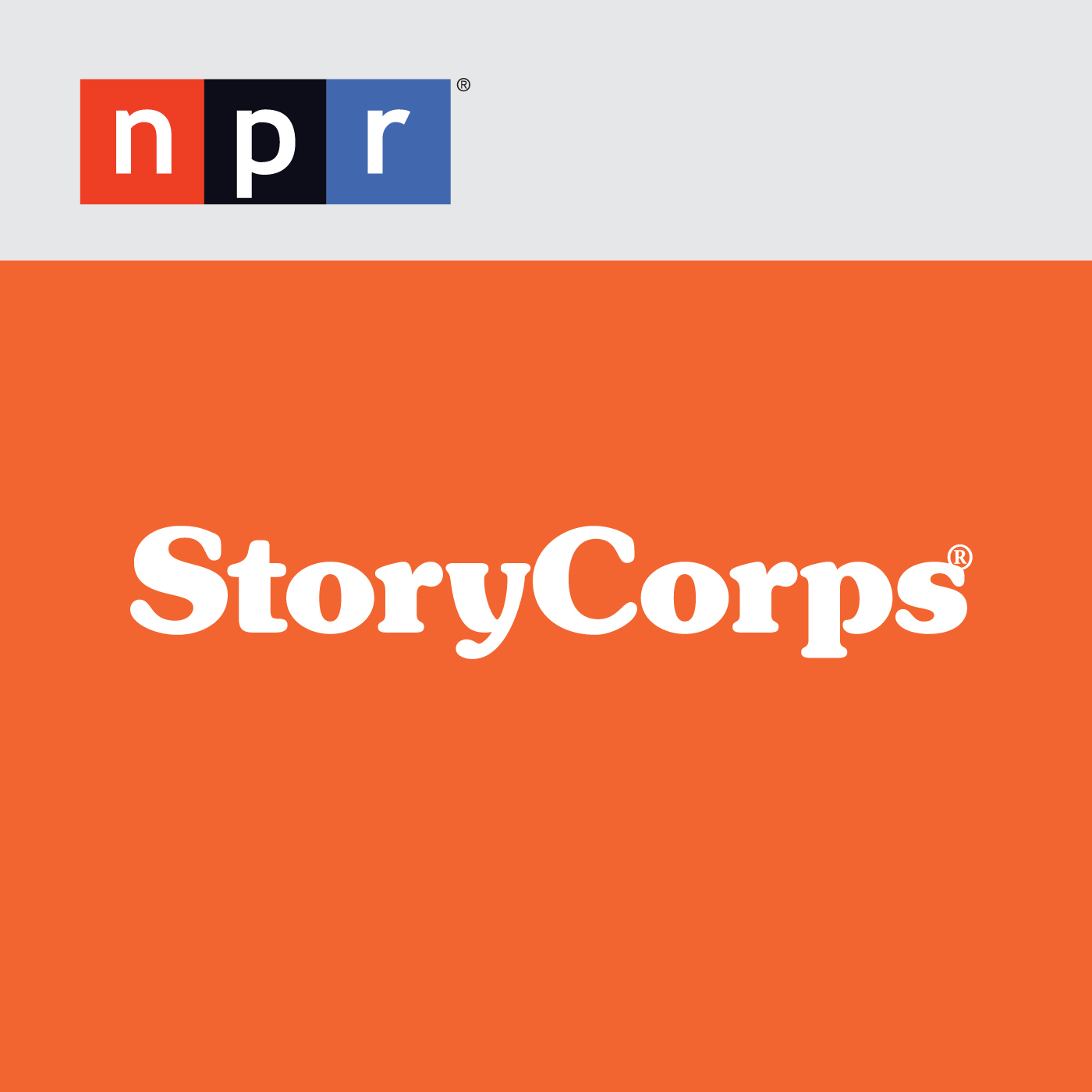 NPR: StoryCorps Podcast