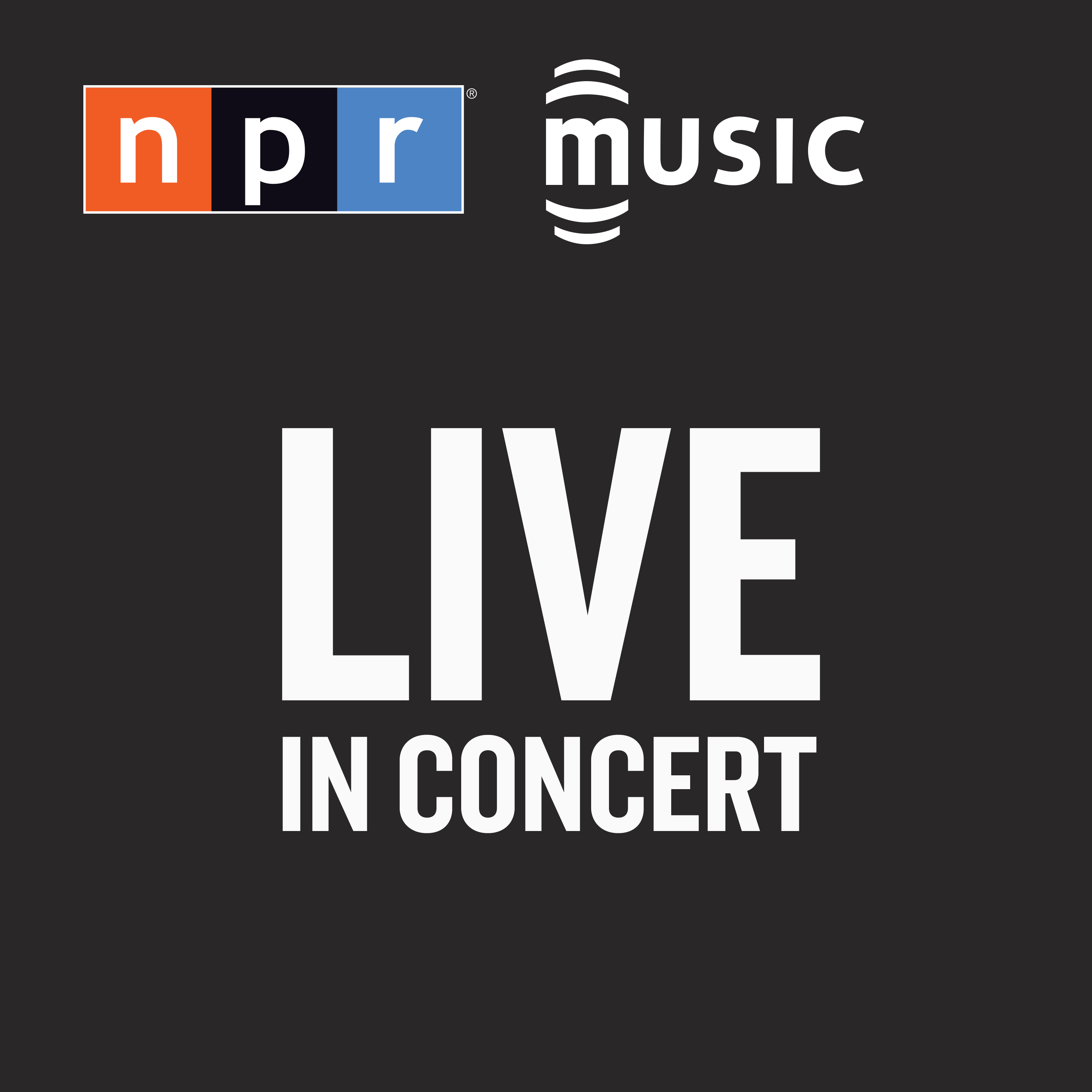 NPR: Live In Concert from NPR's All Songs Considered Podcast