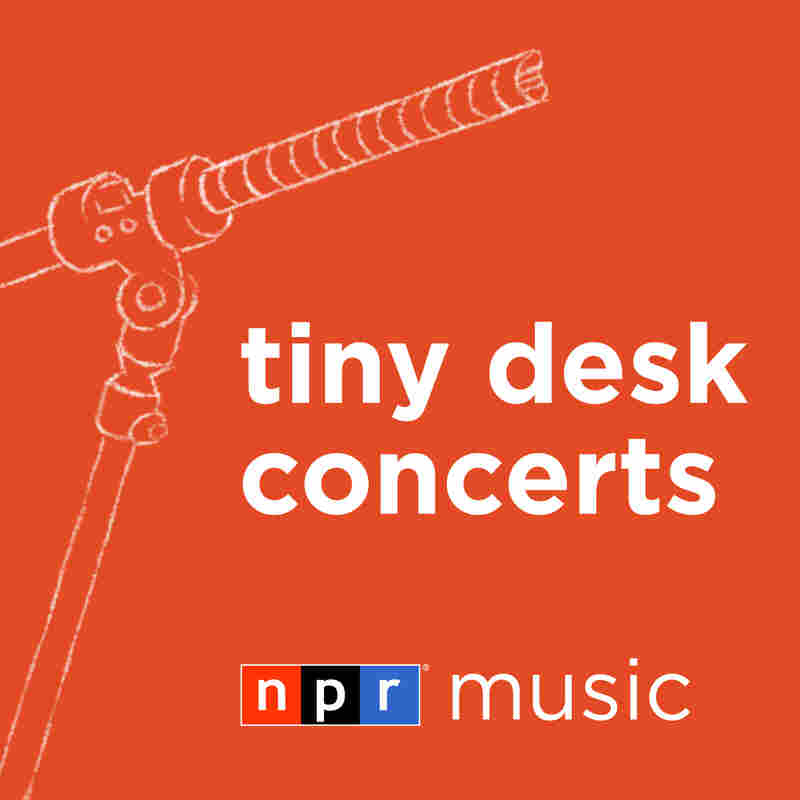 Channel image: Tiny Desk Concerts - Audio