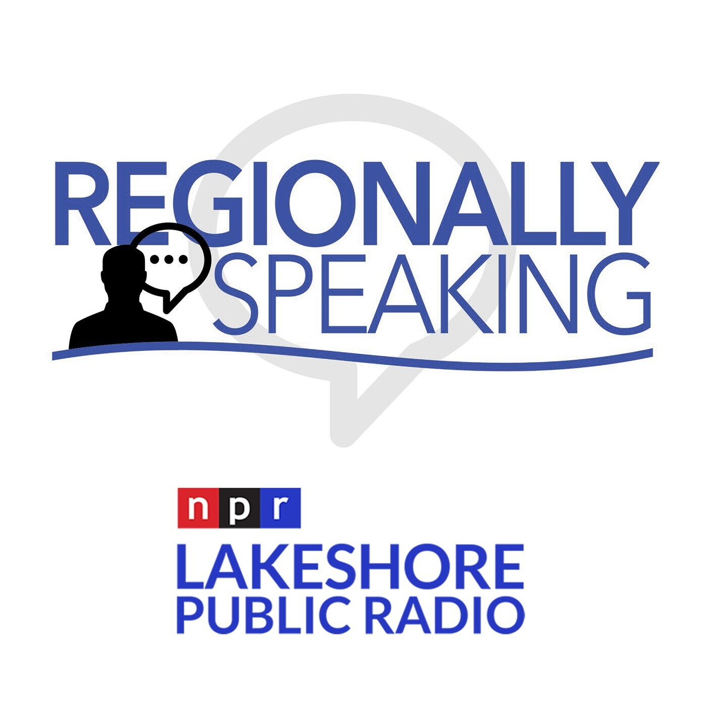Npr Podcastlogo: Regionally Speaking : NPR