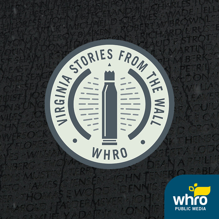 Viriginia Stories From the Wall Logo