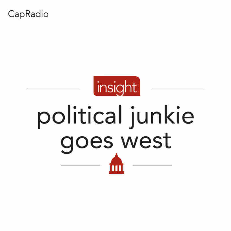 Political Junkie Goes West