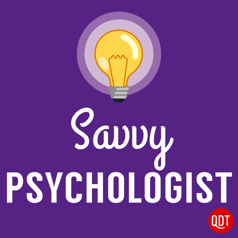 The Savvy Psychologist's Quick and Dirty Tips for Better Mental Health