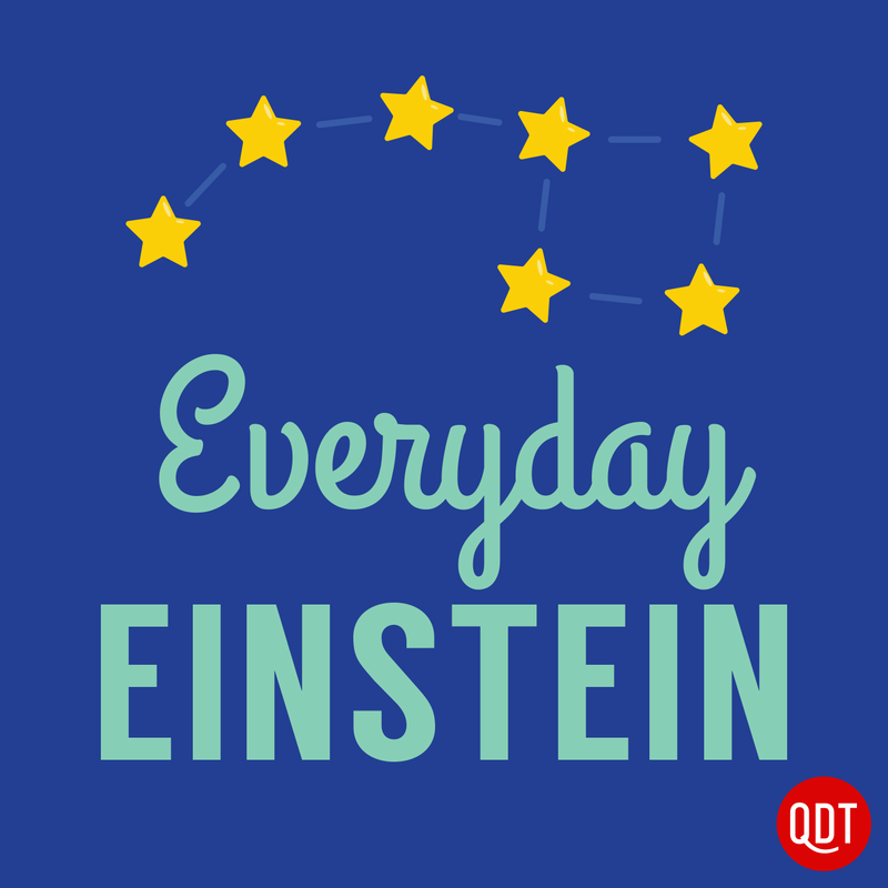 The Everyday Einstein