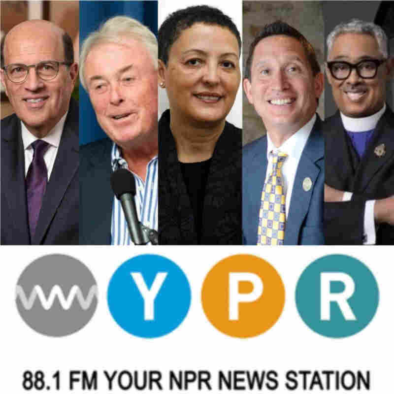 Public Commentary on WYPR