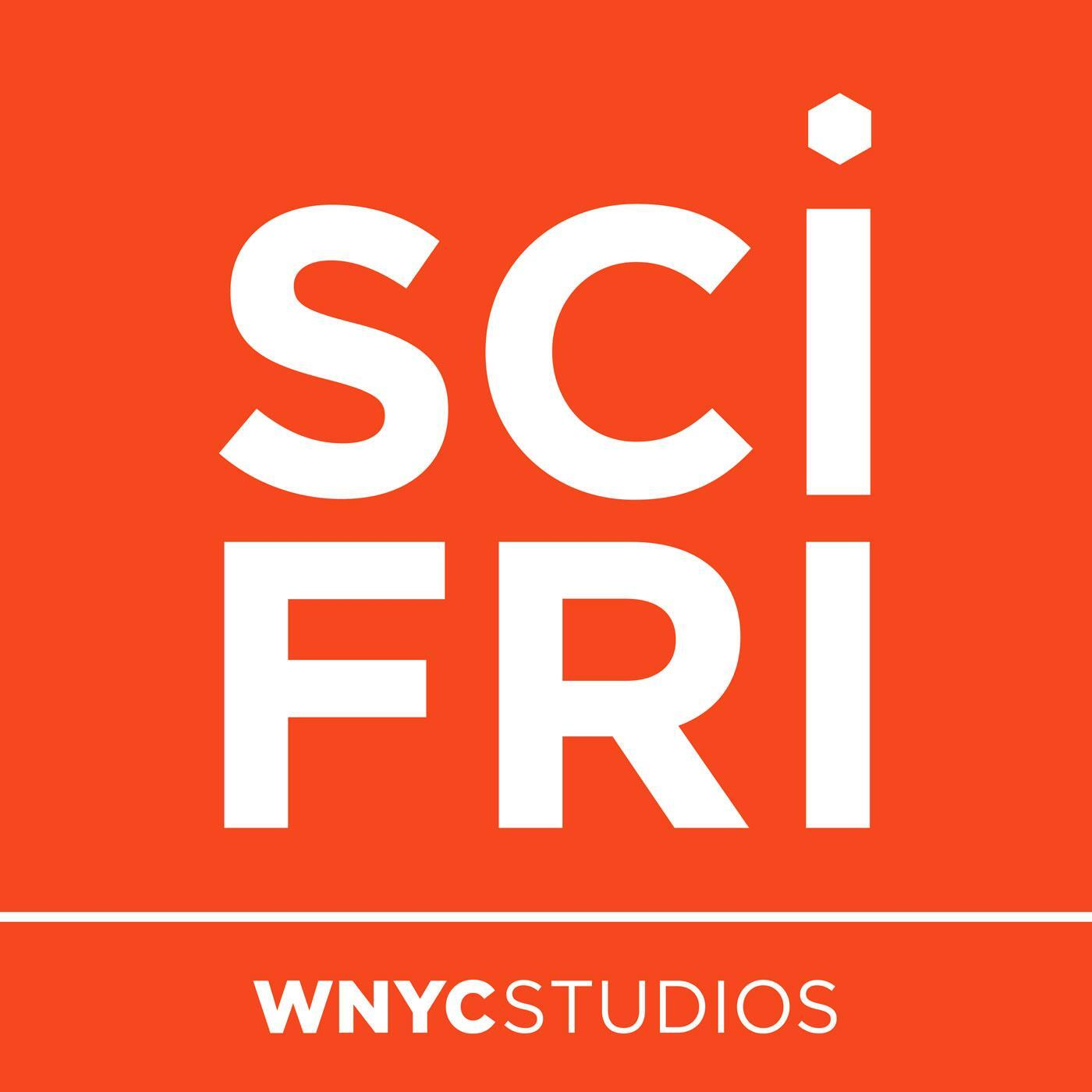 friday science podcast podcasts apple covid npr scifri tunein mind stuff equalizer blow stitcher icon sci wnyc fri curious open