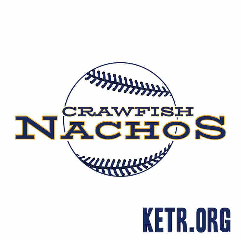 Crawfish Nachos