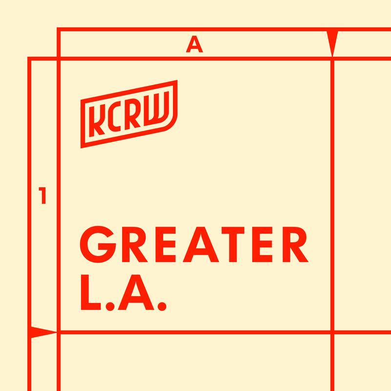 KCRW's Greater LA