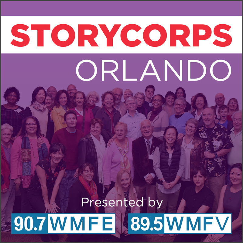 WMFE presents StoryCorps: Orlando