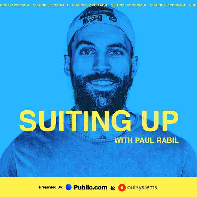 Suiting Up with Paul Rabil