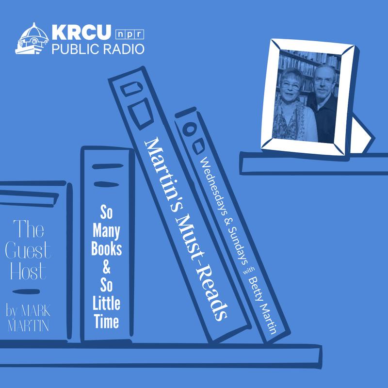 KRCU's Martin's Must Reads
