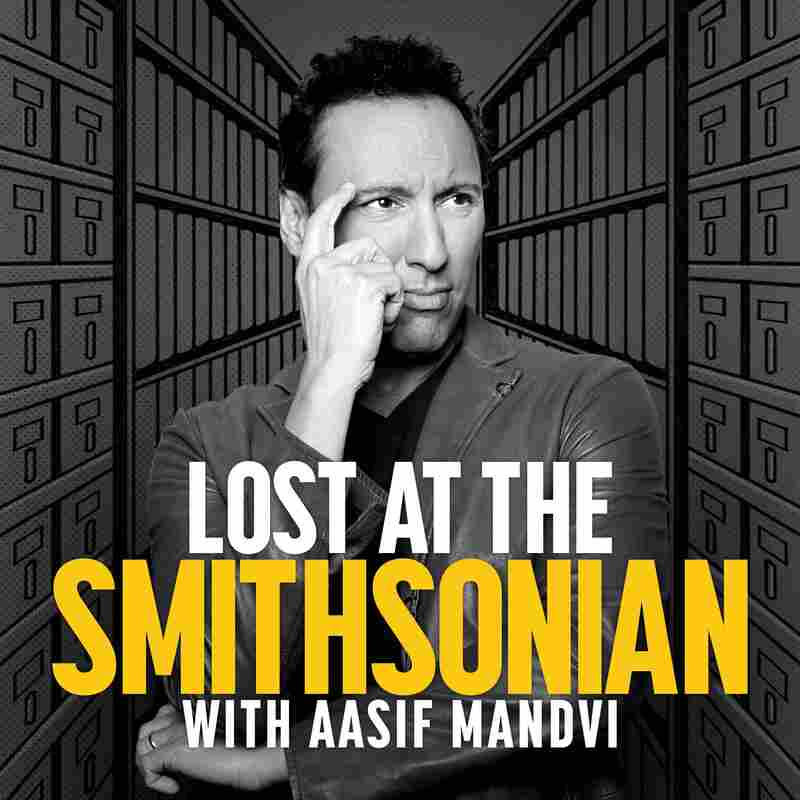 Lost at the Smithsonian with Aasif Mandvi