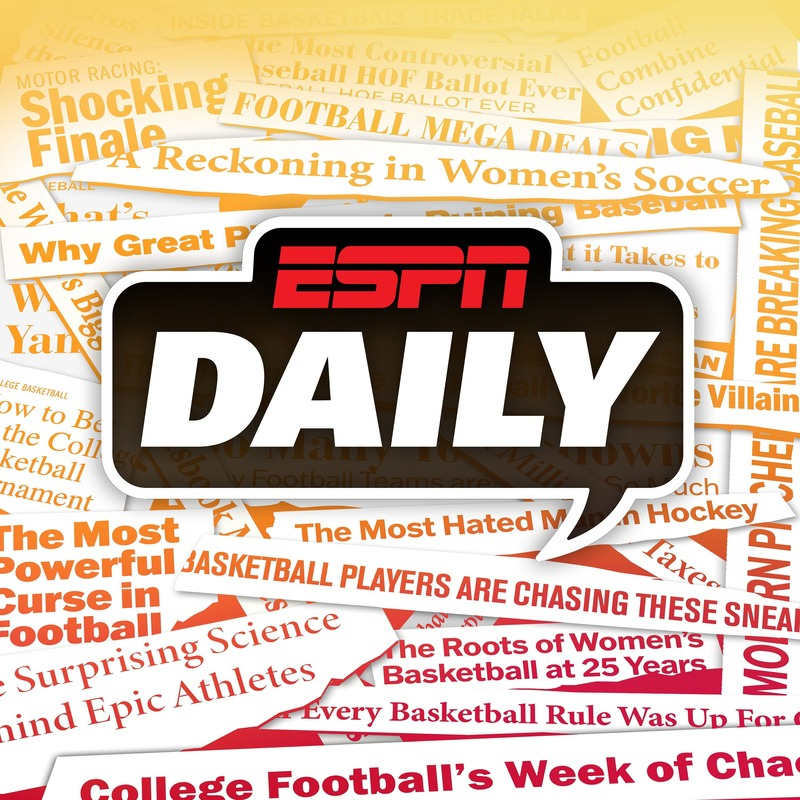 Npr Podcastlogo:  Podcasts : ESPN : NPR