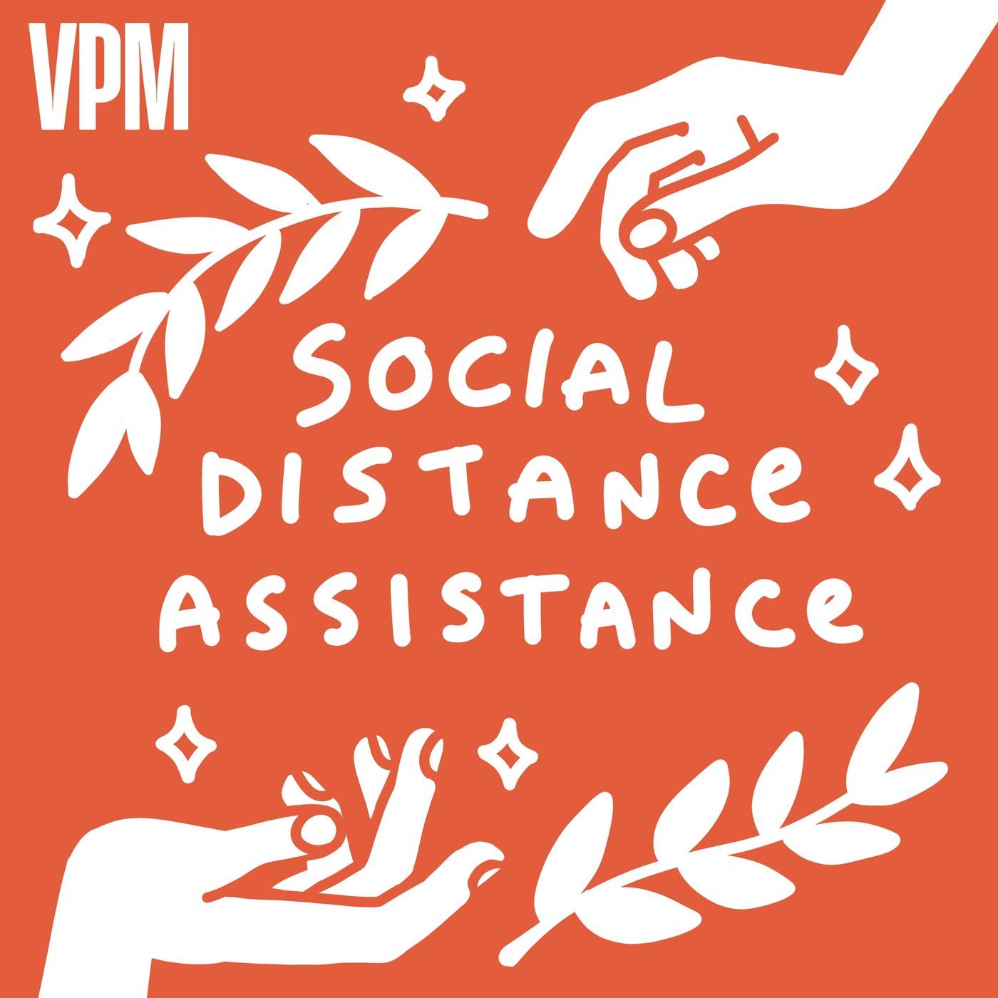 Social Distance Assistance : NPR