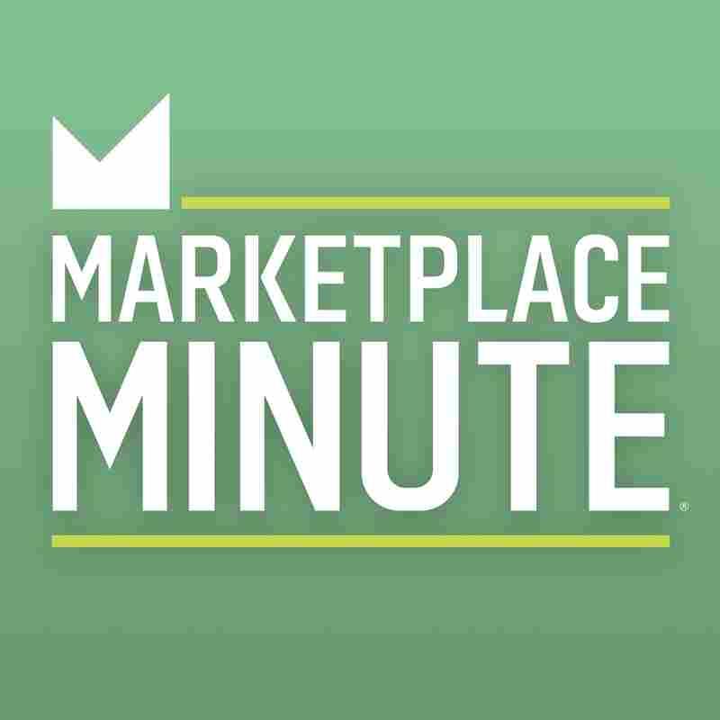 Marketplace Minute