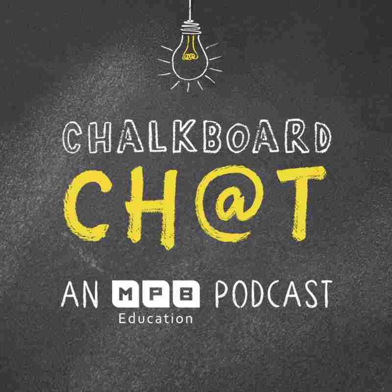 Chalkboard Chat