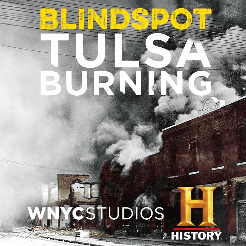 Blindspot: Tulsa Burning