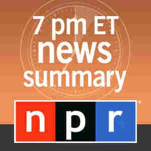 Evening Newscast, 7PM ET