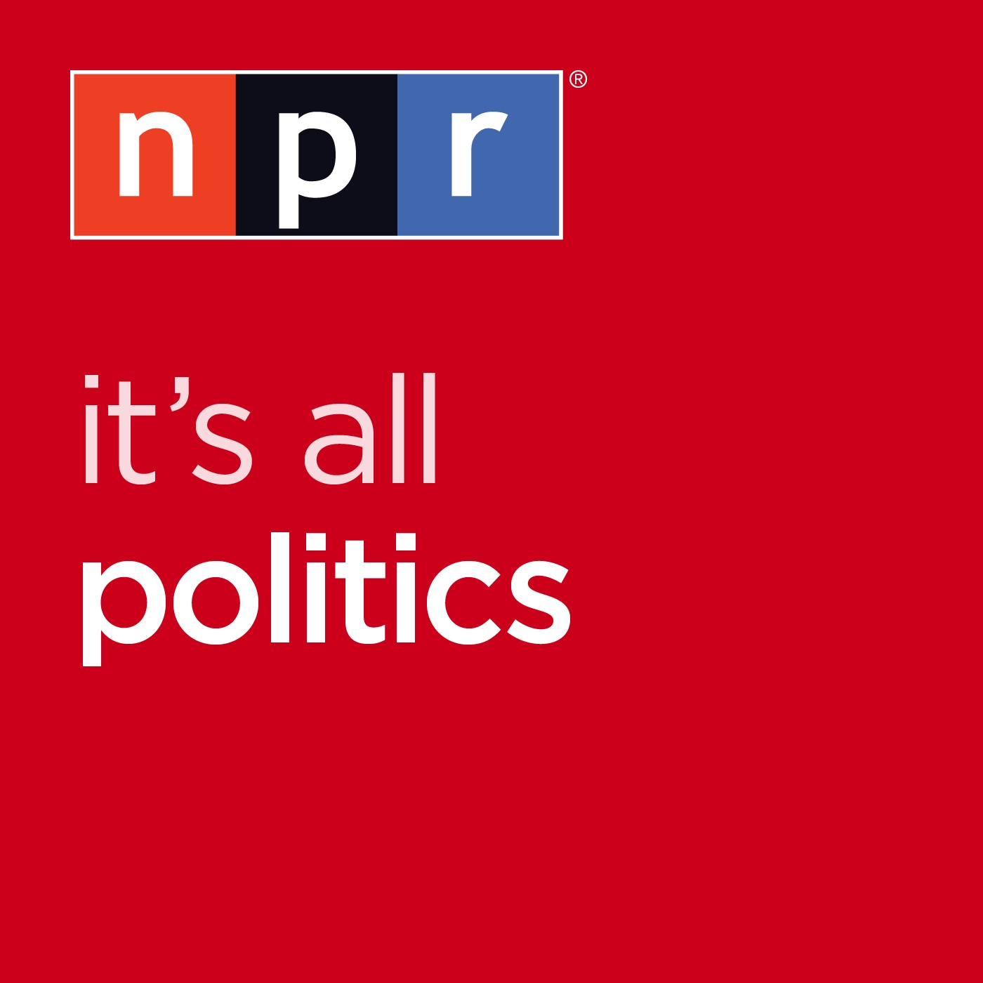 It's All Politics Podcast