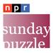 NPR: Sunday Puzzle