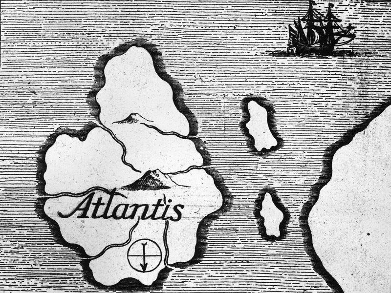 we ve found the lost city of atlantis again npr